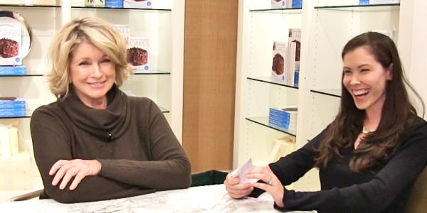 5 Questions for Martha Stewart