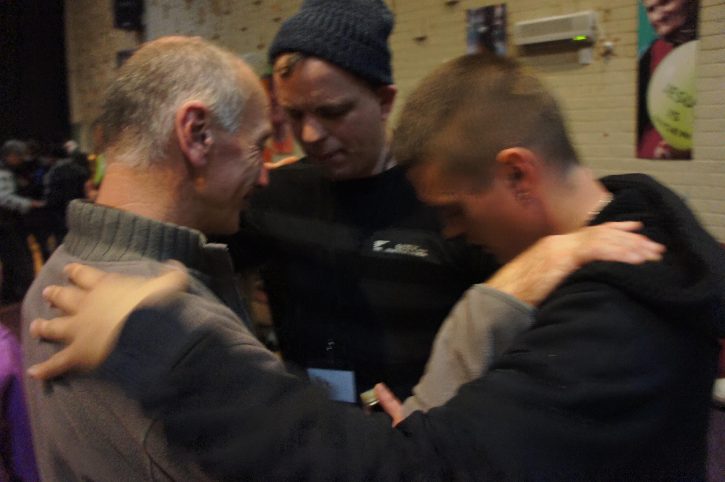 Bob, Peter & Dwaine