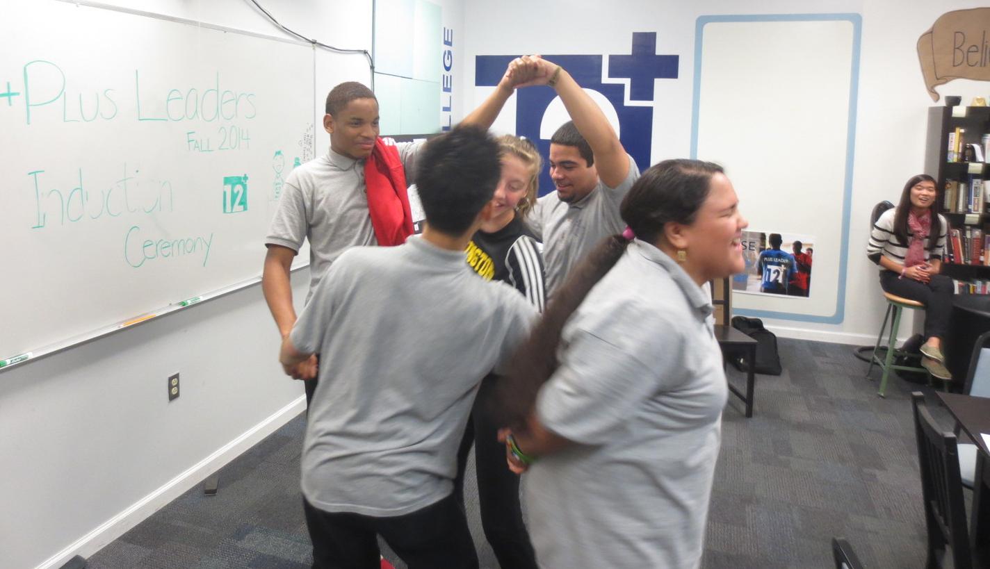 PLUS Leader Team Building Activity