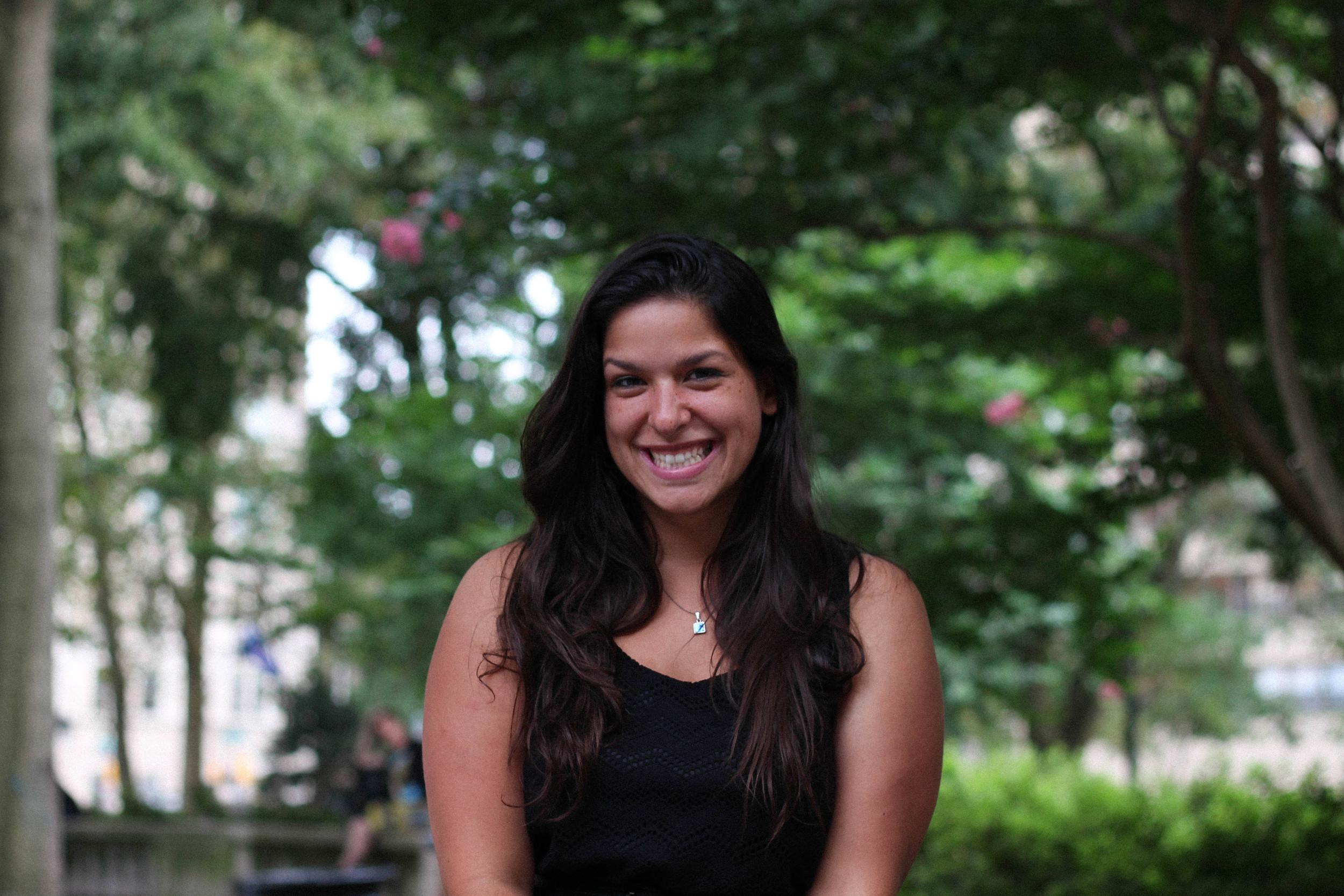 ANDREA AMANULLAH    PENN TREATY  University of Pennsylvania BA English Literature