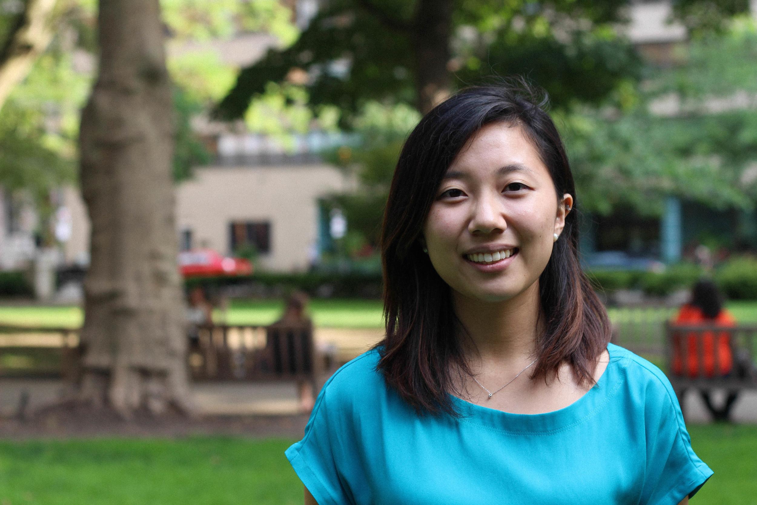 JAIMIN SHIN    PENN TREATY   University of Pennsylvania BA Biology   MES Environmental Studies