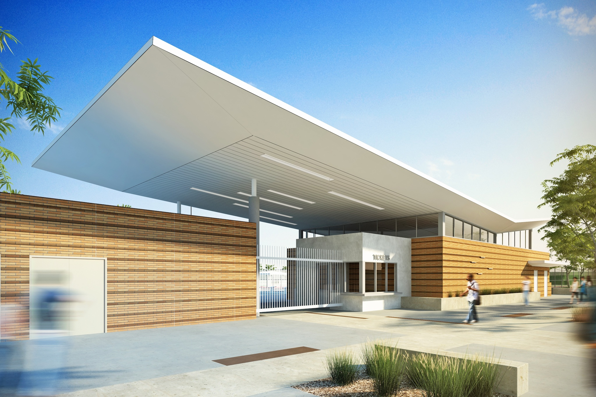 © 2011 HMC Architects