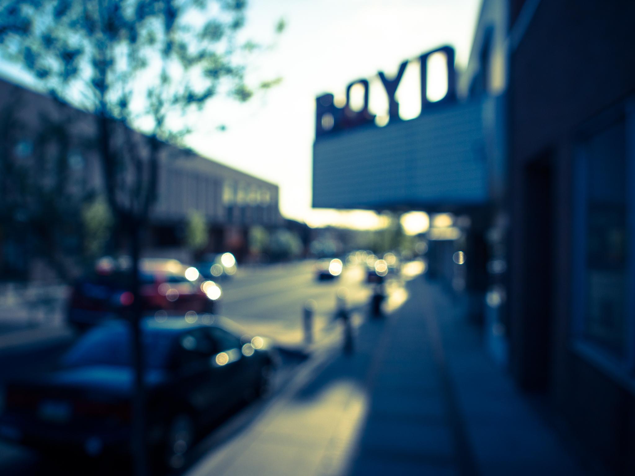 Boyd Theater, Bethlehem PA