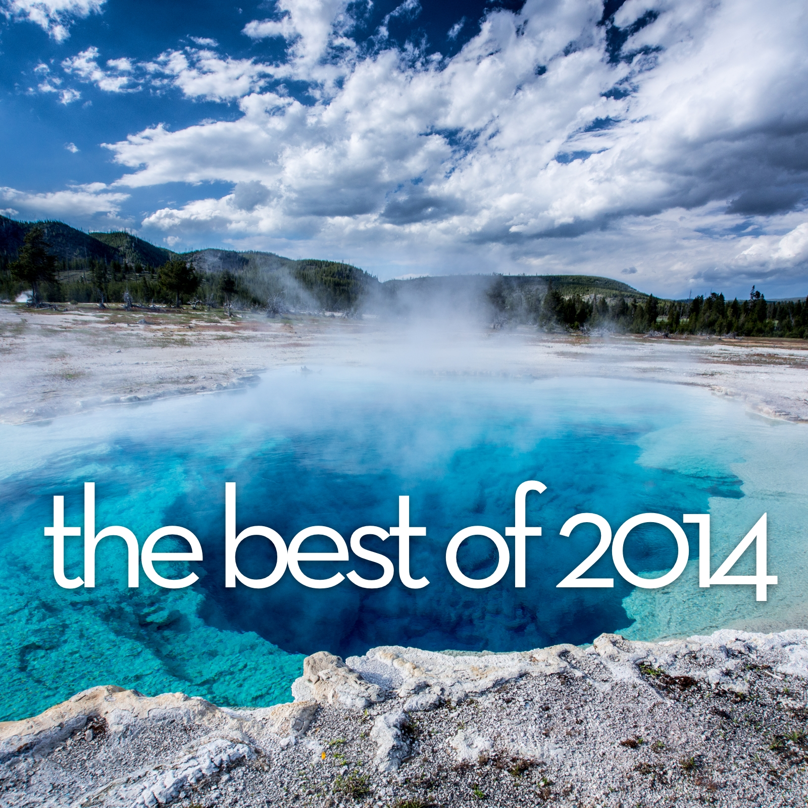 Sapphire Pool, Yellowstone National Park  © Evan Troxel – All Rights Reserved