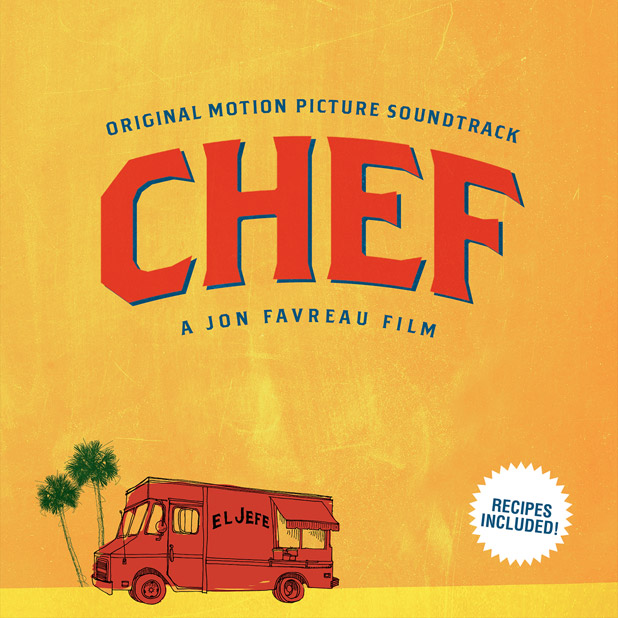 Chef was a good movie, but it made me want to design a food truck more than become a chef!