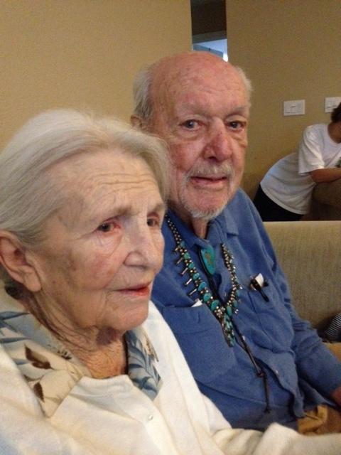 Granbetty and Granman