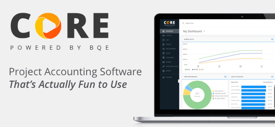 Core - Powered by BQE