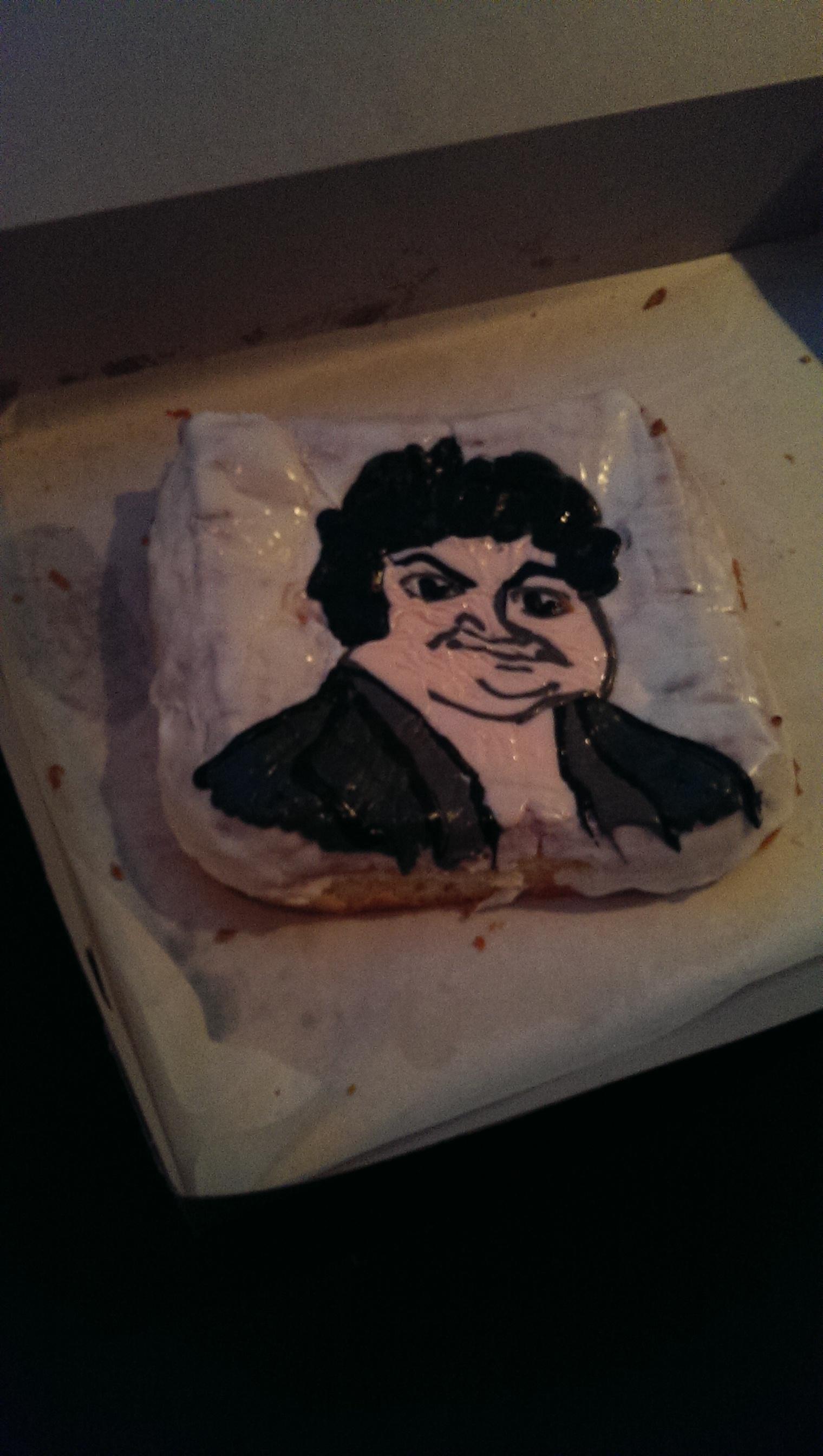 UNEXPLAINED CAKE!!!
