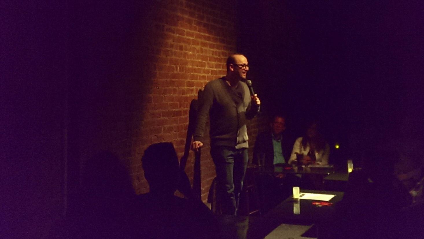 Josh Gondelman at Laughing Devil