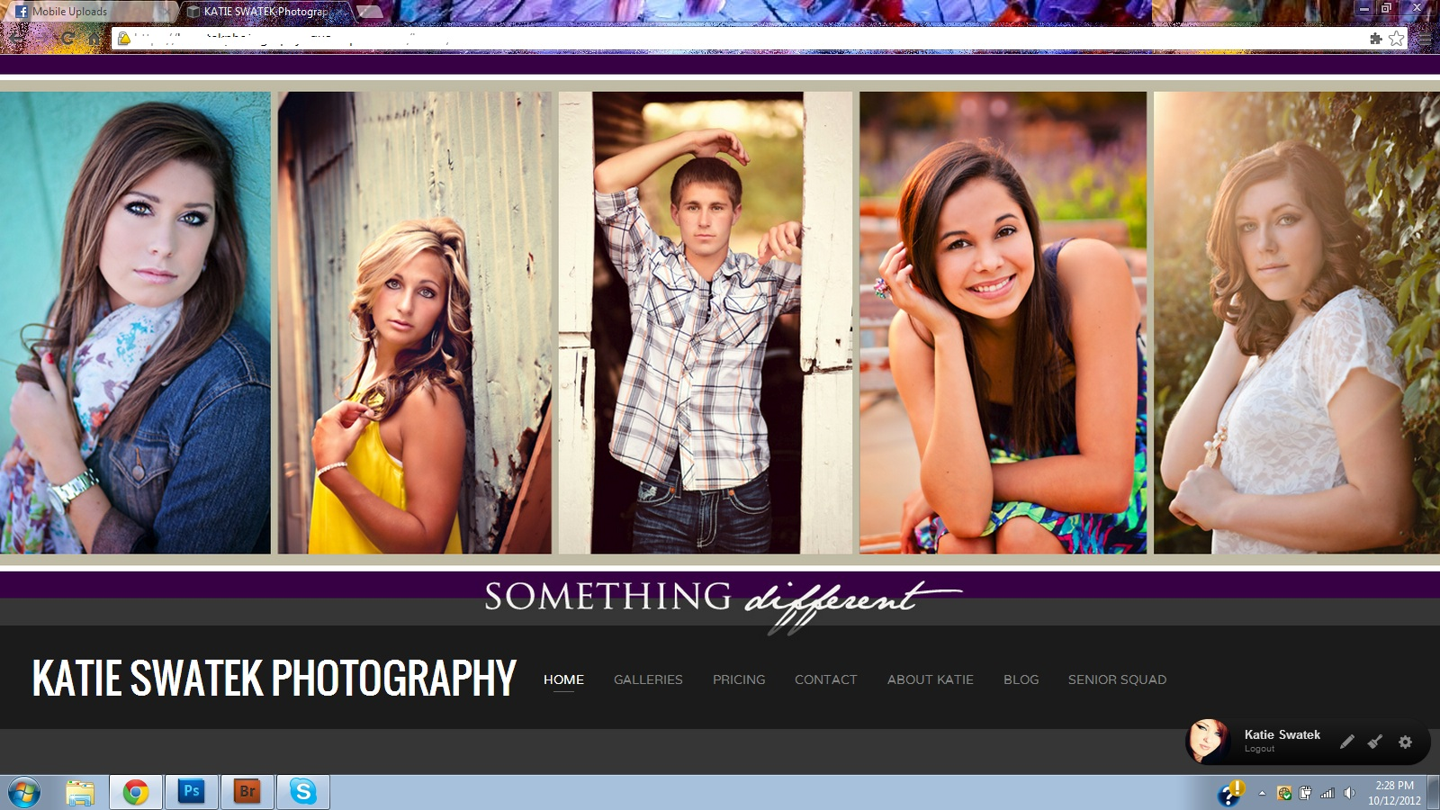 PS -- don't my seniors look awesome on the home page?!