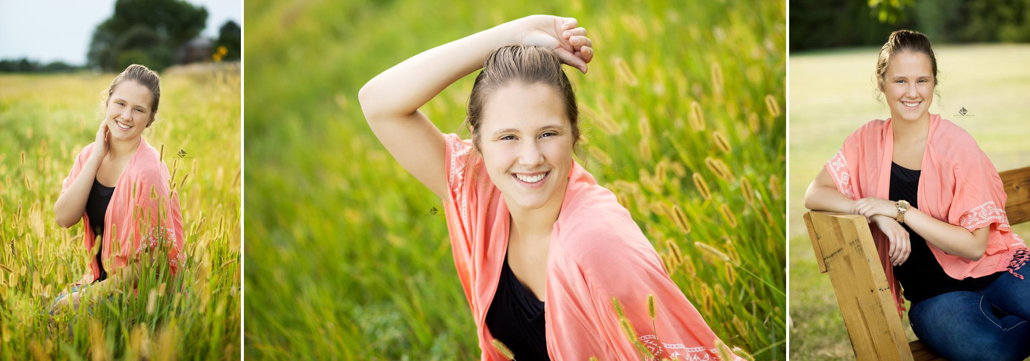 Country Senior by Katie Swatek Photography | Natural Senior by Katie Swatek Photography