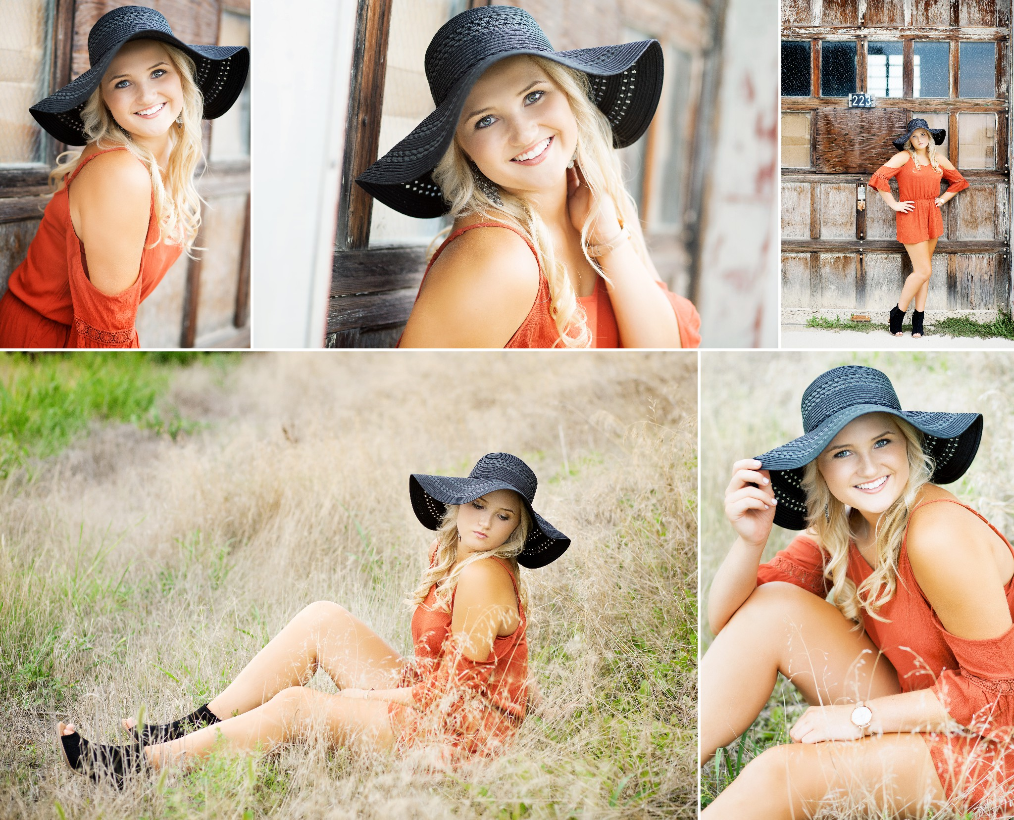 Sun Hat Country Images by Katie Swatek Photography