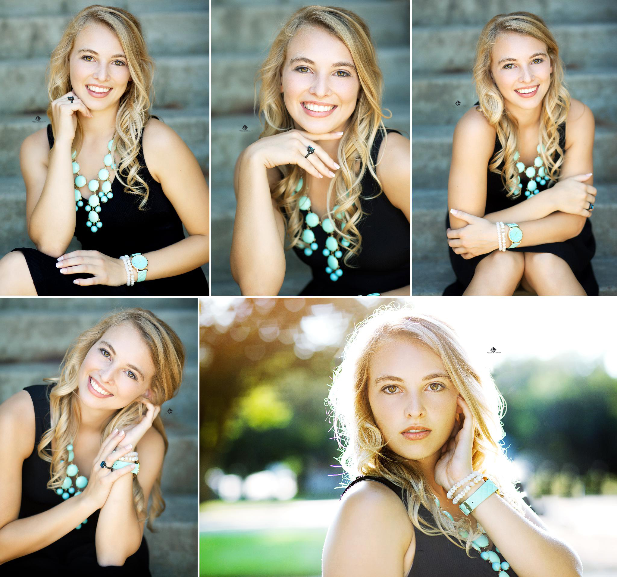 Class Ring Senior Images by Katie Swatek Photography | Urban Senior Images by Katie Swatek Photography