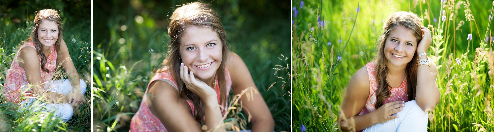 Country Senior Images by Katie Swatek Photography | Wildflower Senior Images by Katie Swatek Photography