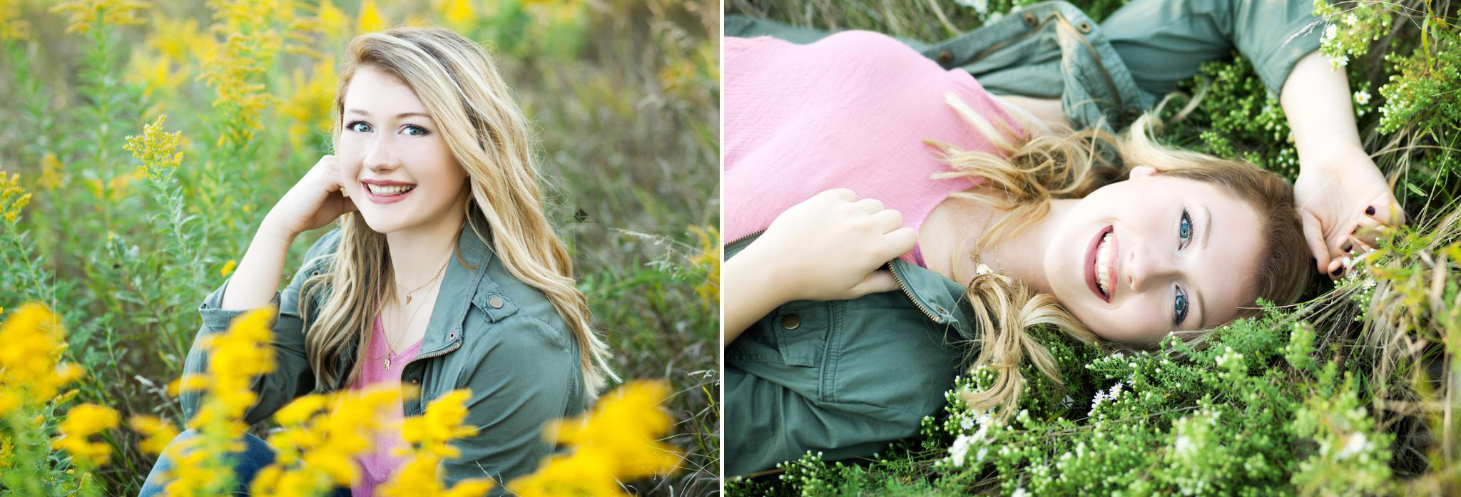 South Dakota Senior Pictures | Country Senior Pictures by Katie Swatek Photography | Wildflower Senior Pictures by Katie Swatek Photography