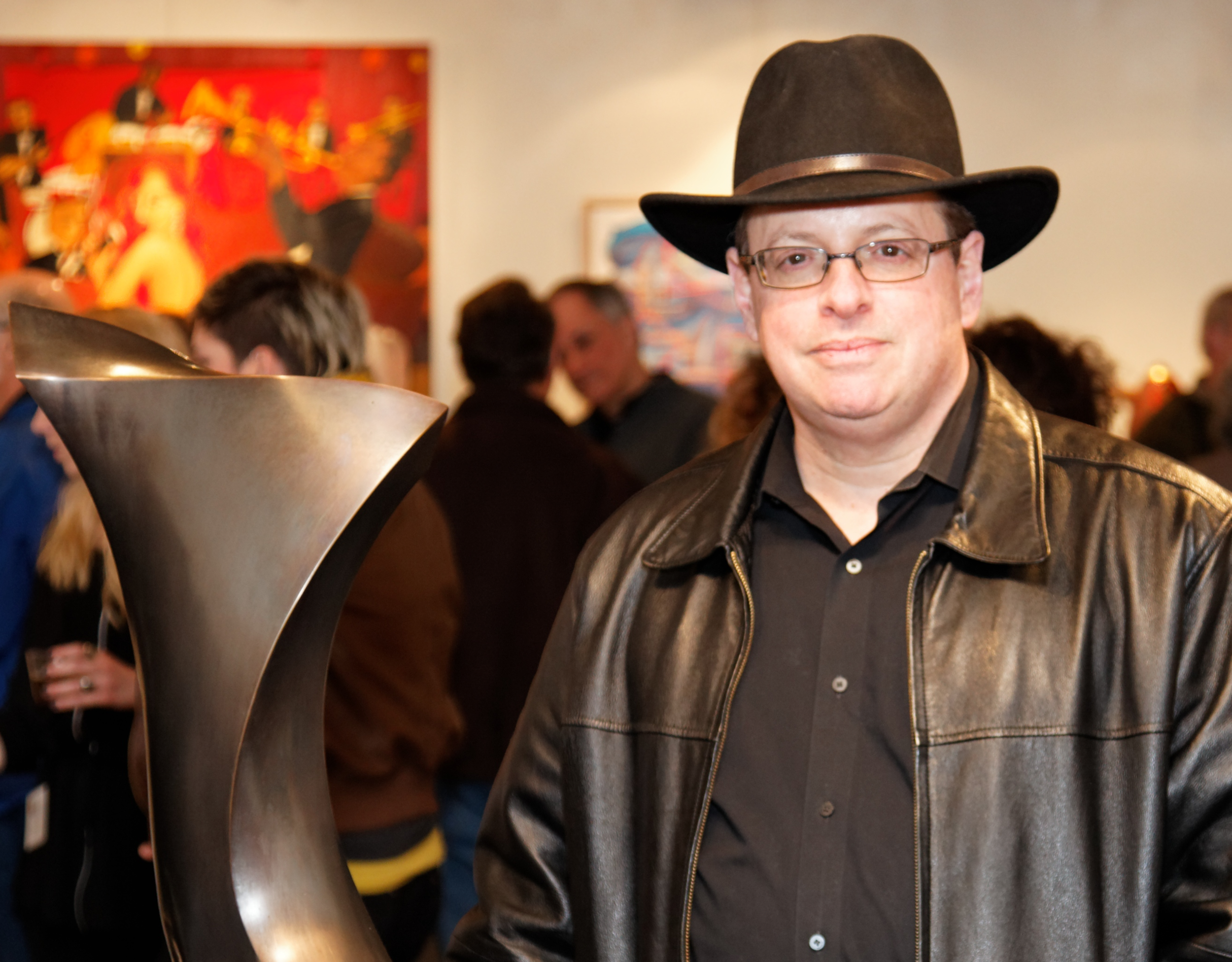 Russell Medford, Chairman of Artetude Gallery, Inc.