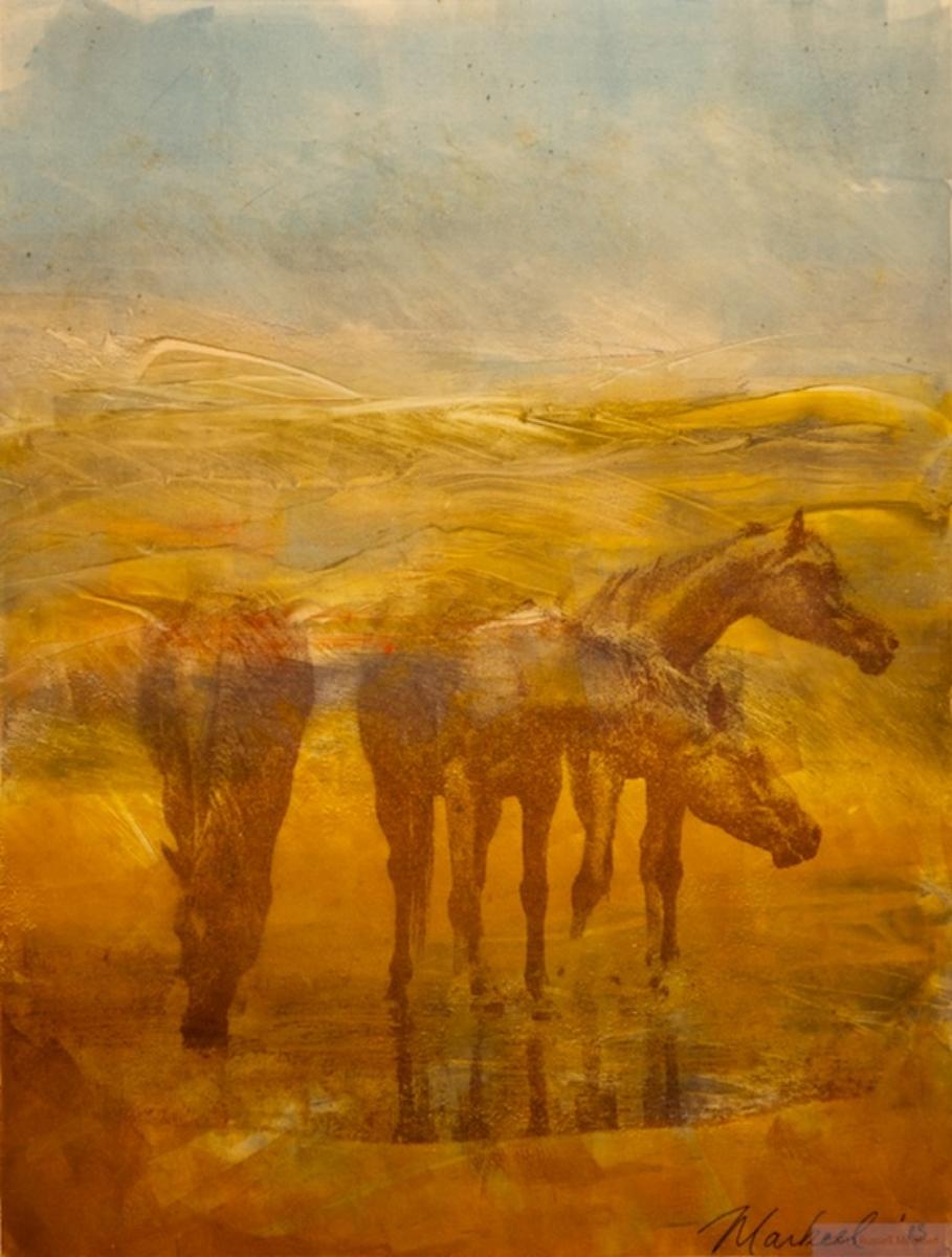 Plains Horses 2