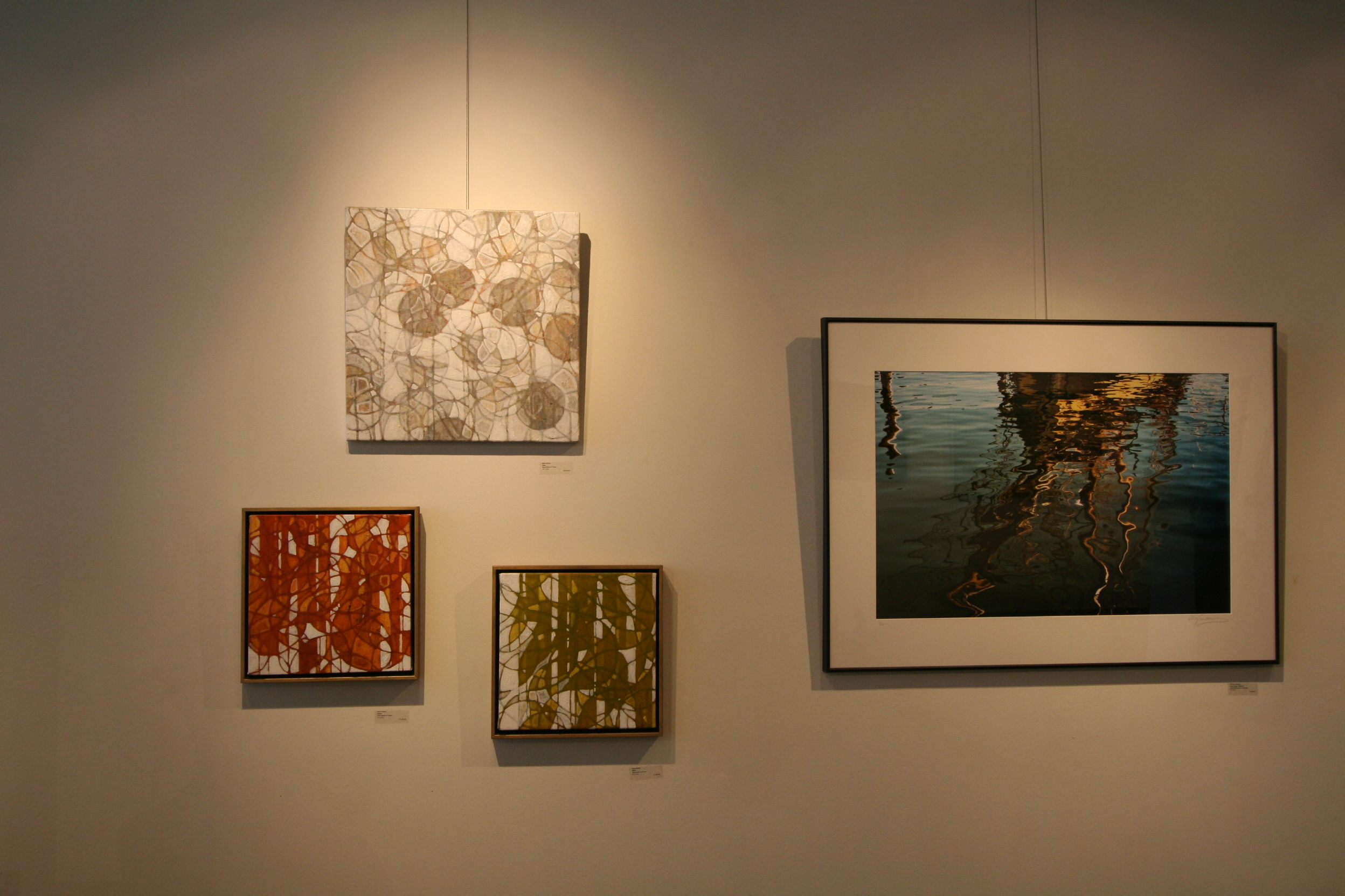 Works by  Kenn Kotara , photograph by  William Vandever