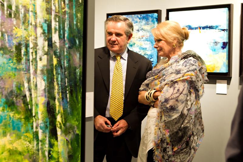 Bruce Beal and Susan Swartz