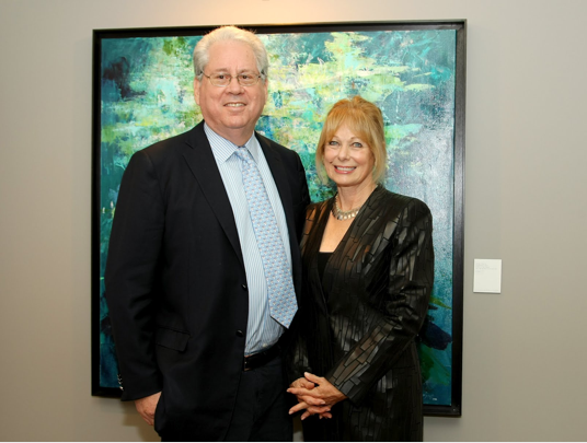 George Weiss and Susan Swartz