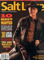 Salt Lake City Magazine February 2002