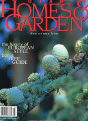 Utah Homes & Gardens  Autumn / Winter 2003