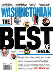 The Washingtonian July 2011