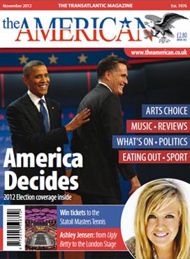 The American November 2012