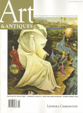 Art & Antiques  September 2011