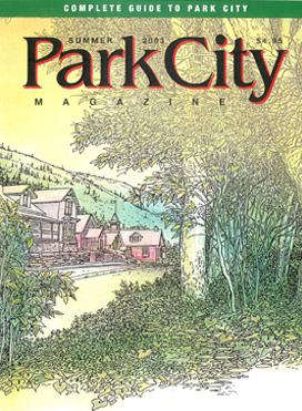 Park City Magazine  Summer 2003