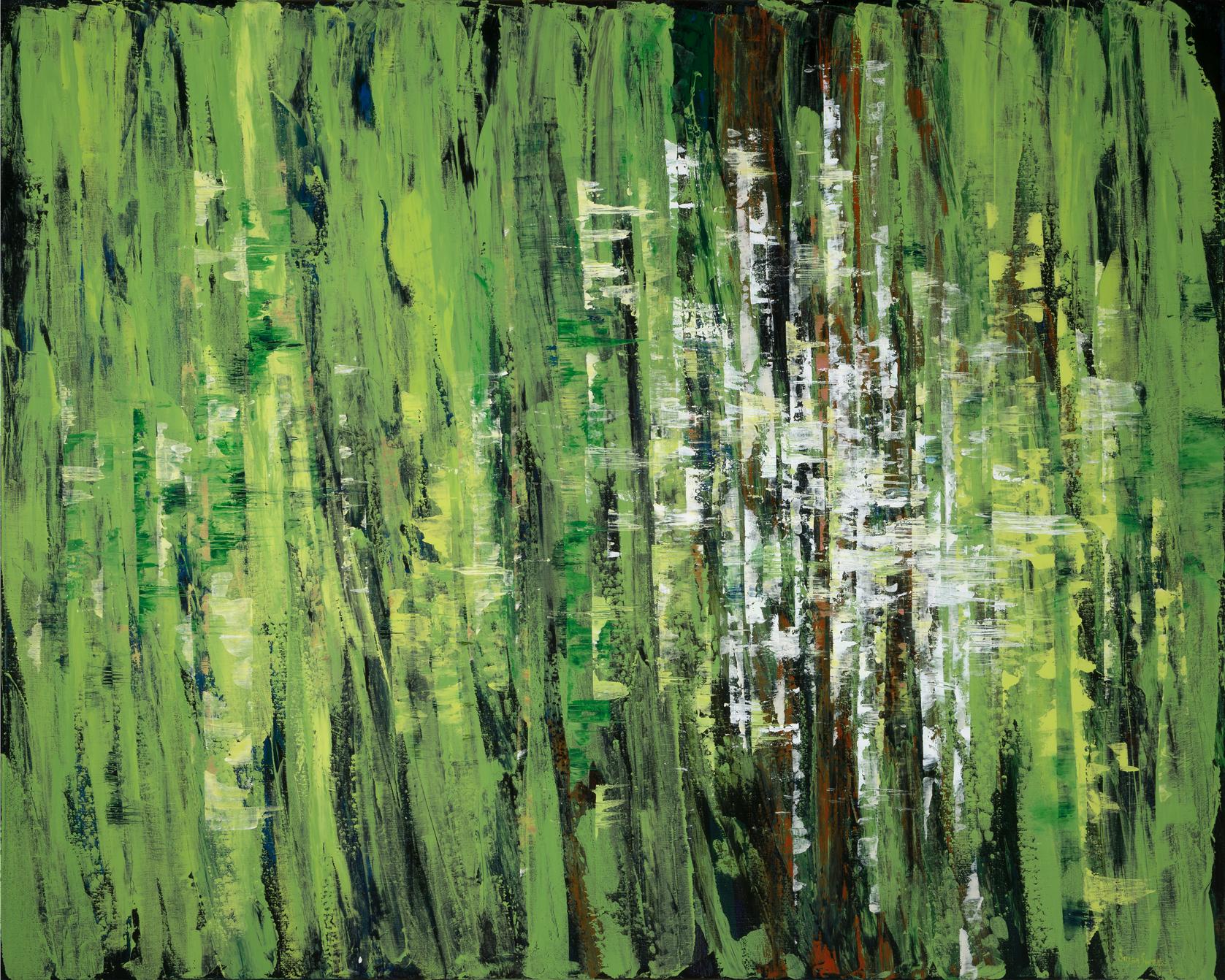 Emerald Glen 60x48
