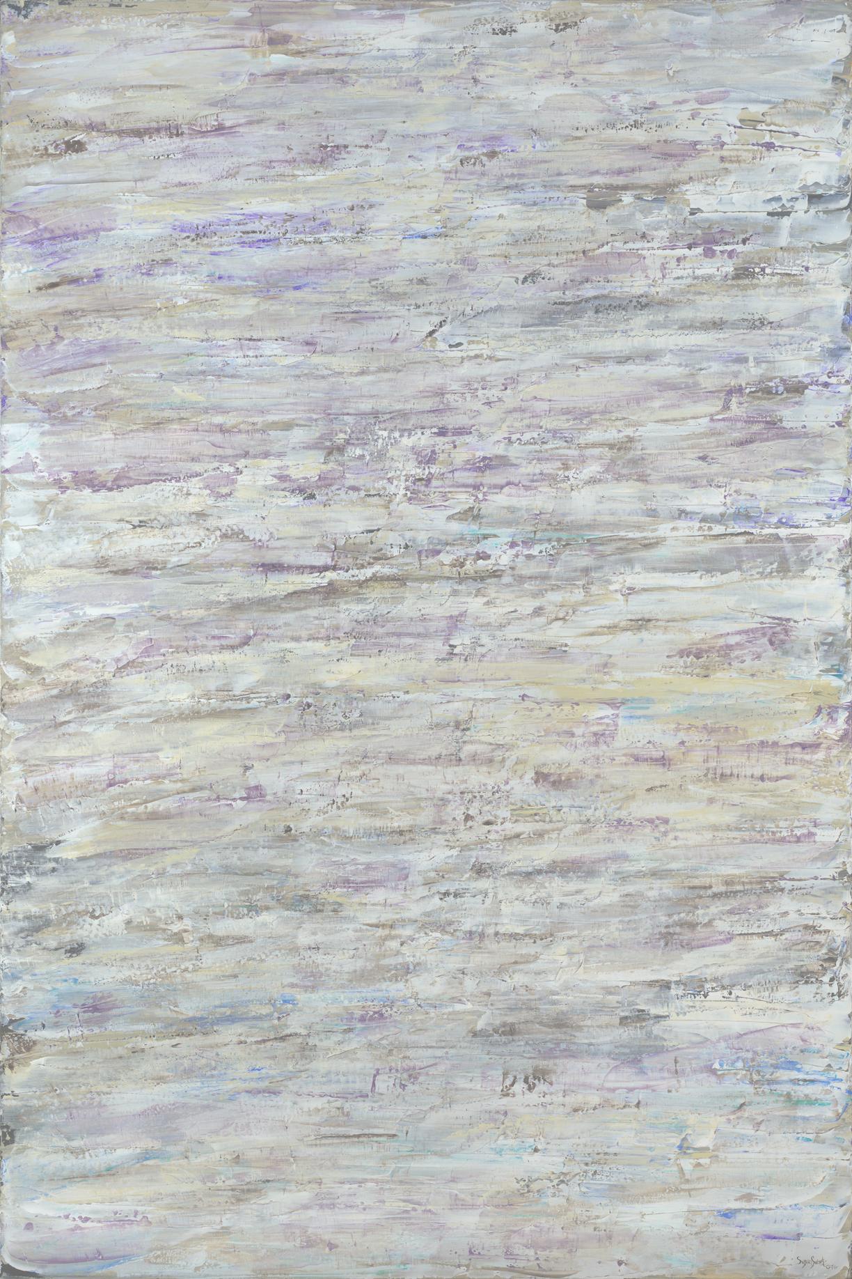 Quiet Interlude  48 x 72 in, 121.92 x 182.88 cm