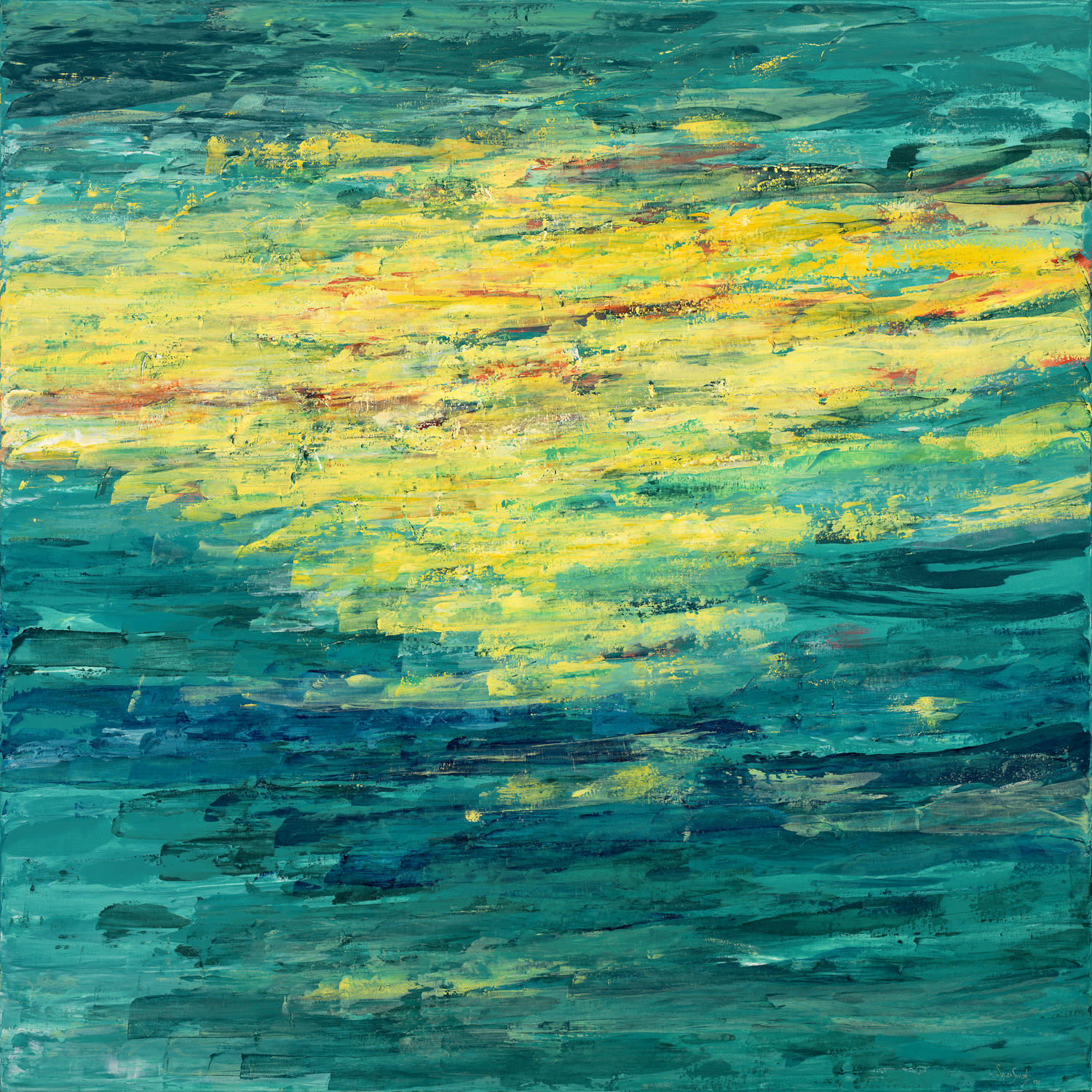 Turquoise Reflections 72x72.png