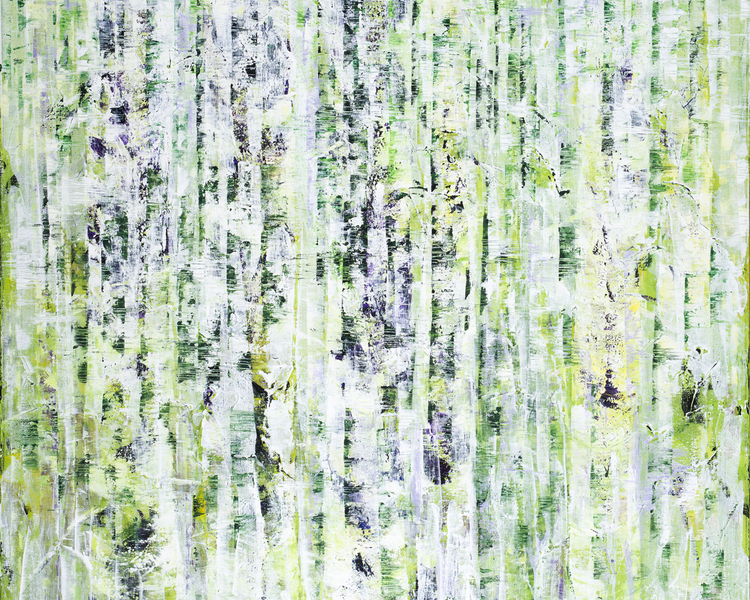 Whisper of Spring 72x48