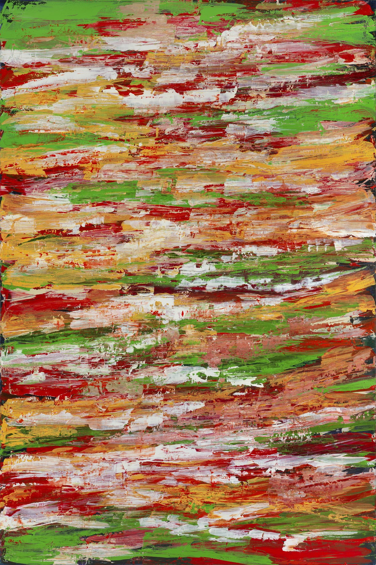 Landscape of Resonances 011