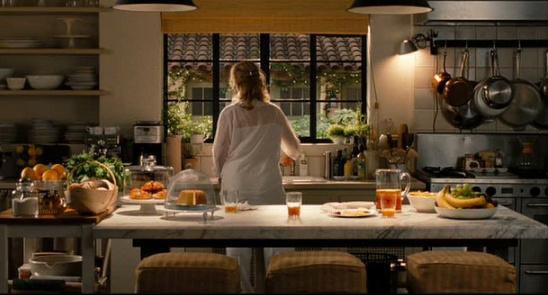 "Screenshots via the movie: ""It's Complicated"""