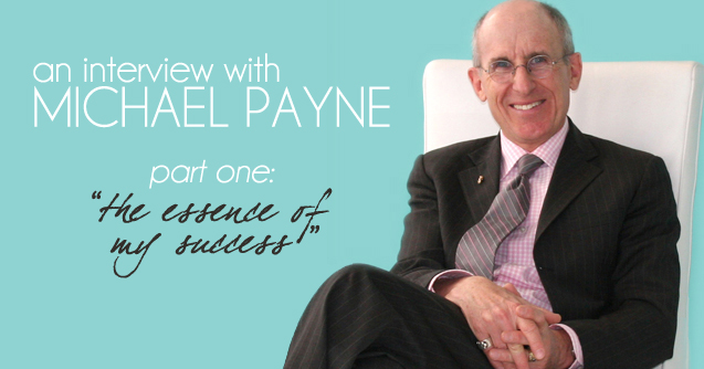 An interview with interior designer, Michael Payne. Hosted by CarlaAston.com
