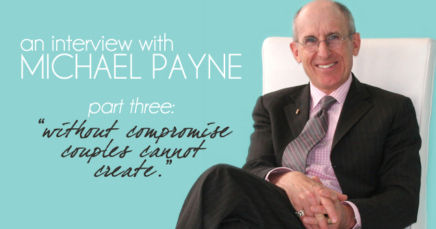 An interview with interior designer and original host of HGTV's  Designing for the Sexes , Michael Payne. Hosted by: Carla Aston