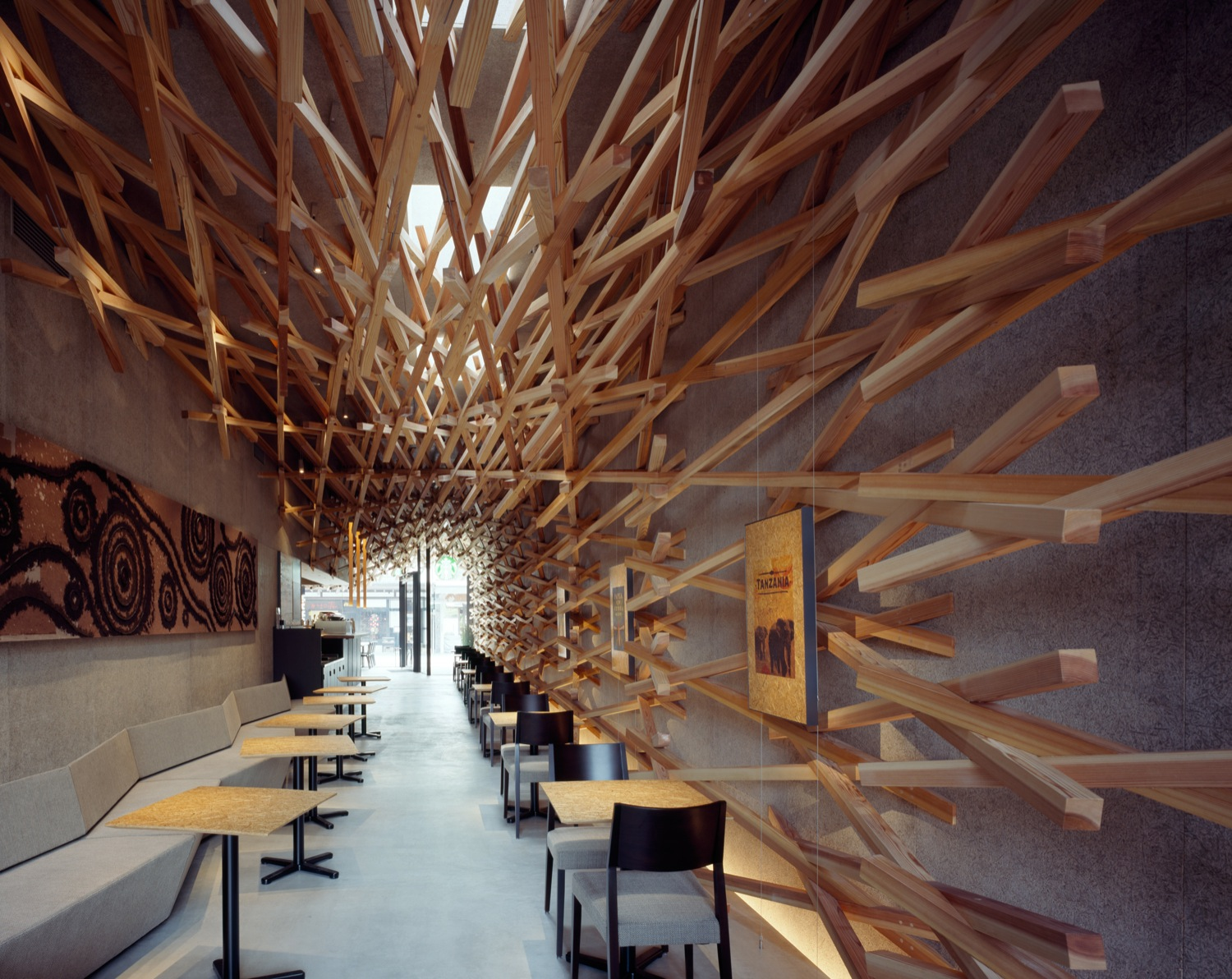 ARTICLE: Proof That Sustainable Design And Build Methodologies Are Part O Starbucks' DNA. | CLICK TO READ... http://carlaaston.com/designed/proof-starbucks-honors-values-great-design-architecture