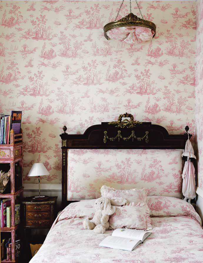 ARTICLE: Toile de Joy | You Either Love It Or Hate It | Image Source:  Roly Vola  | CLICK TO READ... http://carlaaston.com/designed/toile-de-jouy-love-or-hate-design-pattern