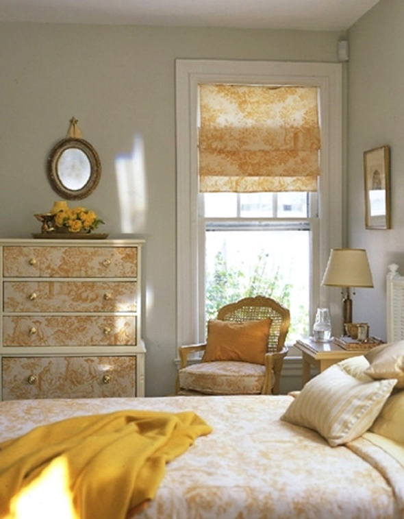 ARTICLE: Toile de Joy | You Either Love It Or Hate It | Image Source:  Nautical Cottage Blog  | CLICK TO READ... http://carlaaston.com/designed/toile-de-jouy-love-or-hate-design-pattern
