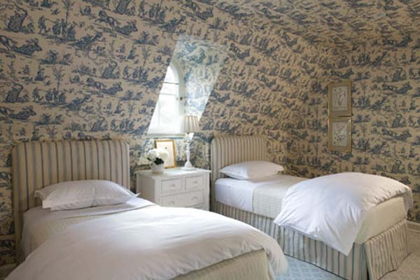 ARTICLE: Toile de Joy | You Either Love It Or Hate It | Image Source:  Oliveaux  | CLICK TO READ... http://carlaaston.com/designed/toile-de-jouy-love-or-hate-design-pattern