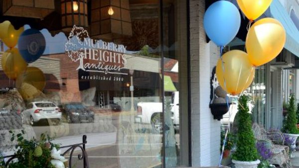 ARTICLE: How To Start A Boutique Business | Valuable Advice From Antique Shop Owner, Carolyn Bradford  | Image Source: Mulb  erry Heights Antiques | CLICK TO READ... http://carlaaston.com/designed/advice-how-to-start-boutique-business-carolyn-bradford | (KWs: boutique, store, shop, how to, design, fashion, jewelry, furniture, antique)