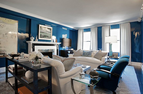 ARTICLE & GALLERY | Go Glossy, Feel Glamorous! - Get Inspired By These Shiny, Happy Interiors | Image Source:  Interiors By Studio M  | CLICK TO ENJOY... http://carlaaston.com/designed/go-glossy-feel-glamorous (KWs: gloss, paint, wall, cabinet, door, finish)