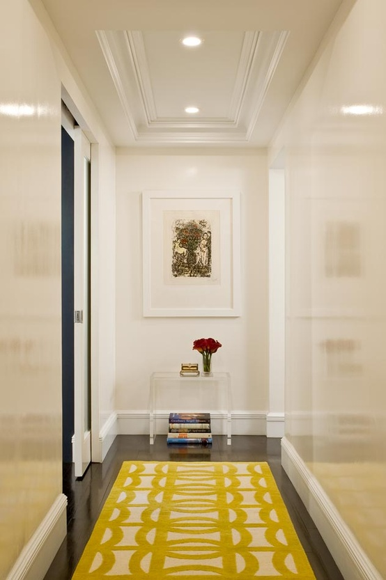ARTICLE & GALLERY | Go Glossy, Feel Glamorous! - Get Inspired By These Shiny, Happy Interiors | Image Source:  Iris Interiors  | CLICK TO ENJOY... http://carlaaston.com/designed/go-glossy-feel-glamorous (KWs: gloss, paint, wall, cabinet, door, finish)