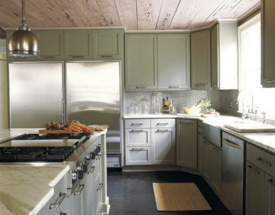 Kitchen Cabinets To The Ceiling Designed
