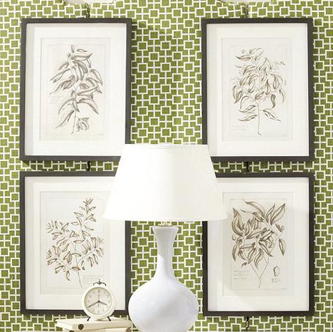 NEEDED:Sepia framed botanical print- $189 for set of 2 @BallardDesigns