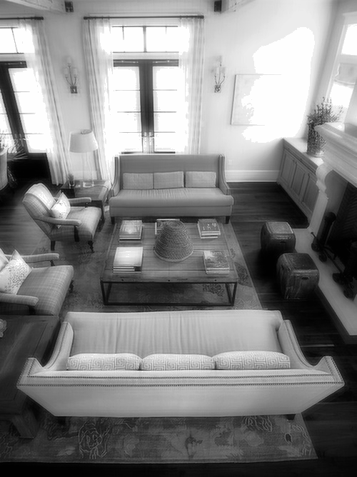 Why You Should Arrange Two Identical Sofas Opposite Of Each ...