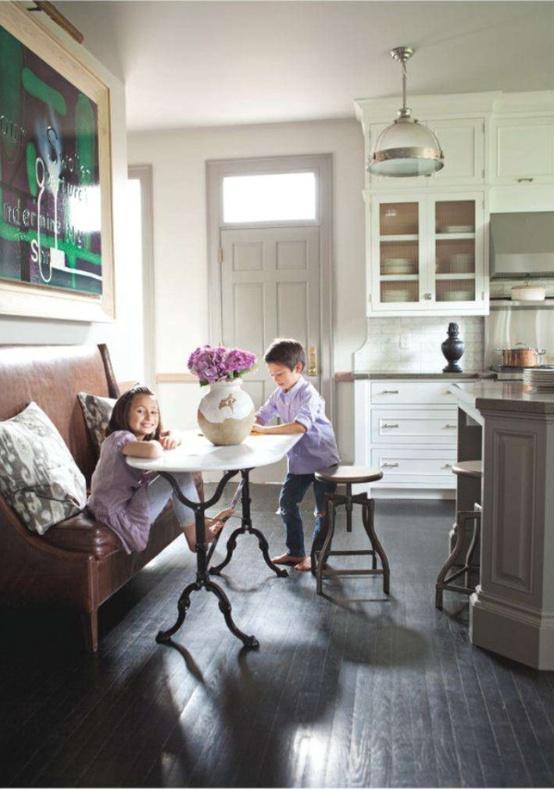 Interior Designer:  Nam Dang Mitchell , Image via:  House & Home