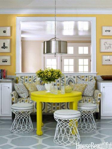 Designer:  Lindsey Coral Harper , Image via:  House Beautiful